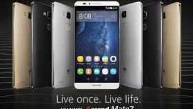 Huawei Ascend Mate 7: toda la información