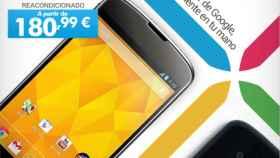 Oferta: Un Nexus 4 con Lollipop por 180€ no tiene rival