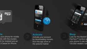 Cualquier android podrá tener NFC con Moneto en una simple SD