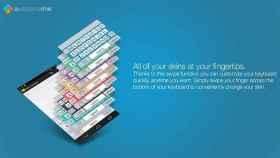 AwesomeIME FLAT; un nuevo teclado para tu android rápido y personalizable