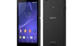 Sony Xperia E3: el hermano pequeño con pantalla 4,5″, Snapdragon 400 y LTE