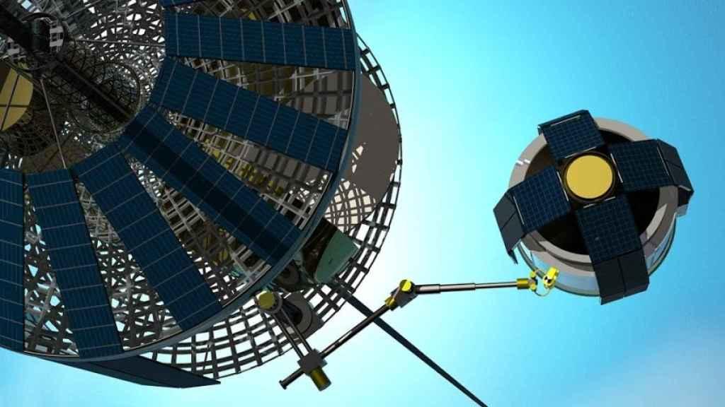 IAA ascensor espacial