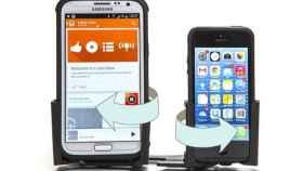 Radmo, el soporte para el coche que se adapta a cualquier Android