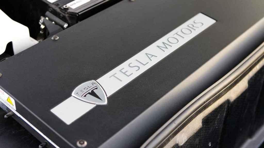 Batería de Tesla