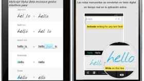 MyScript Stylus, el teclado que convierte tus garabatos a texto en tiempo real