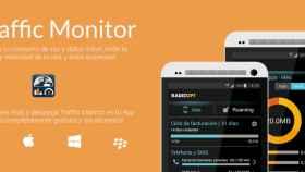 Controla tu consumo, cobertura, velocidad y mucho más con Traffic Monitor