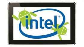 Intel es Android y se alía con Motorola y Lenovo presentando sus primeros smartphones