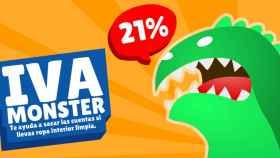 Calcula en clave de humor el nuevo IVA de cada producto con IVA Monster