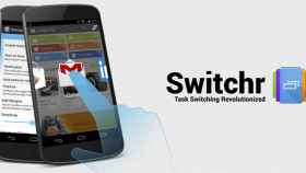 Switchr, multitarea entre aplicaciones mediante gestos
