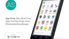 App Swap: tus aplicaciones a sólo un gesto de distancia