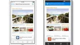 Dropbox integra Microsoft Office en su aplicación para Android