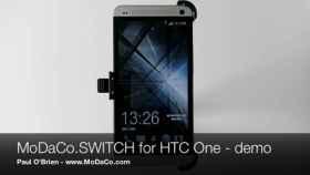 Cambia entre ROMs stock y HTC Sense en un HTC One gracias a este experimento de MoDaCo