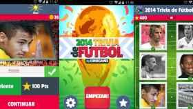 ¿Conoces todos los jugadores del Mundial 2014? Demuéstralo con Trivia Fútbol