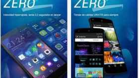 Zero, el launcher personalizado que pesa menos de 2MB