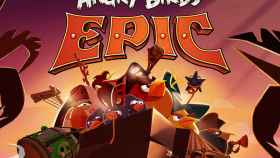 Angry Birds Epic ya disponible en Google Play