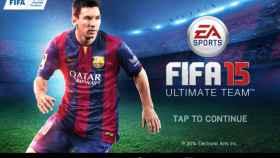 FIFA 15 Ultimate Team ya disponible