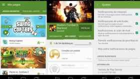 Descarga e instala Google Play Games 2.1 con Material Design [APK]