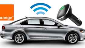 Car Wi-Fi 4G, la apuesta de Orange y Huawei para tener Internet en el coche