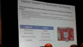 Samsung hará Open Source el código fuente de los Exynos