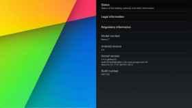 Android 4.4 Kit Kat OTA disponible ya para descargar y flashear en tu Nexus7 2013