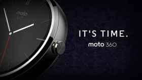 Moto 360, el reloj inteligente de Motorola con Android Wear se presenta al mundo
