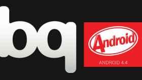 bq Aquaris 5, 5 HD y 5.7 se actualizarán a Android 4.4 KitKat