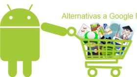 Todos los markets alternativos a Google Play