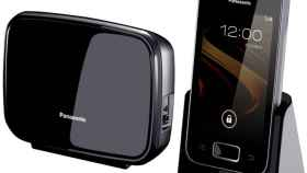 Panasonic KX-PRX120: Un teléfono fijo inalámbrico con Android que llega desfasado