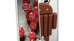 LG Optimus L9 II se actualiza a Android 4.4.2 KitKat