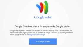 Google Wallet y Google checkout