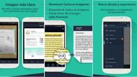 CamScanner, el mejor escáner de documentos para Android