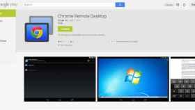 Chrome Remote Desktop para Android ya está en Beta privada. Estas son las primeras imágenes