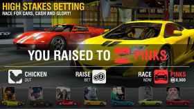 Racing Rivals, el popular juego de carreras ya disponible en Android
