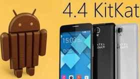 Alcatel OneTouch Idol X+ recibe la actualización a Android 4.4 KitKat