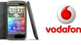 Vodafone retira HTC Sensation de sus próximos lanzamientos