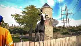Goat Simulator llega a Android con sus físicas alocadas. Conviértete en una cabra