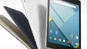 Comparativa: HTC Nexus 9 contra la competencia Android