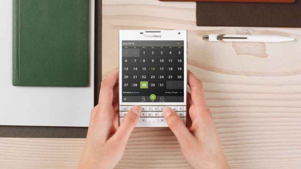 ¿Volverán dispositivos como la BlackBerry Passport?