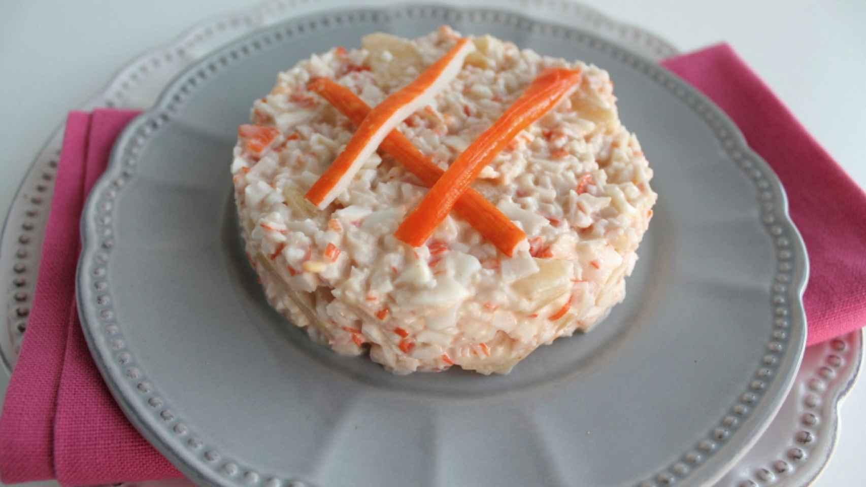 Ensalada de cangrejo (5)