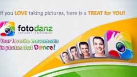 Anima tus fotos y aplica filtros de forma personalizada con Fotodanz