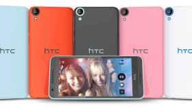 HTC presenta el Desire 820, diseño premium en 5,5″ y Snapdragon 615