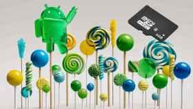 Android 5.0 Lollipop vuelve a permitir editar cualquier archivo de la microSD