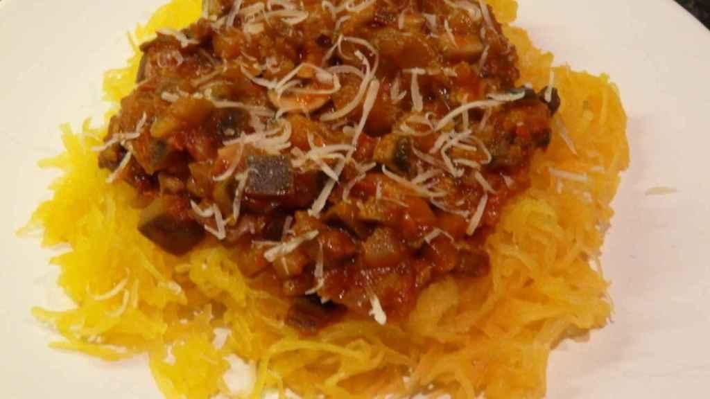 Calabazaspaguetti