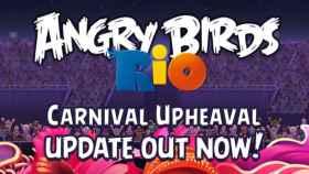 Nuevo Angry Birds Rio Carnival ya disponible en el Android Market