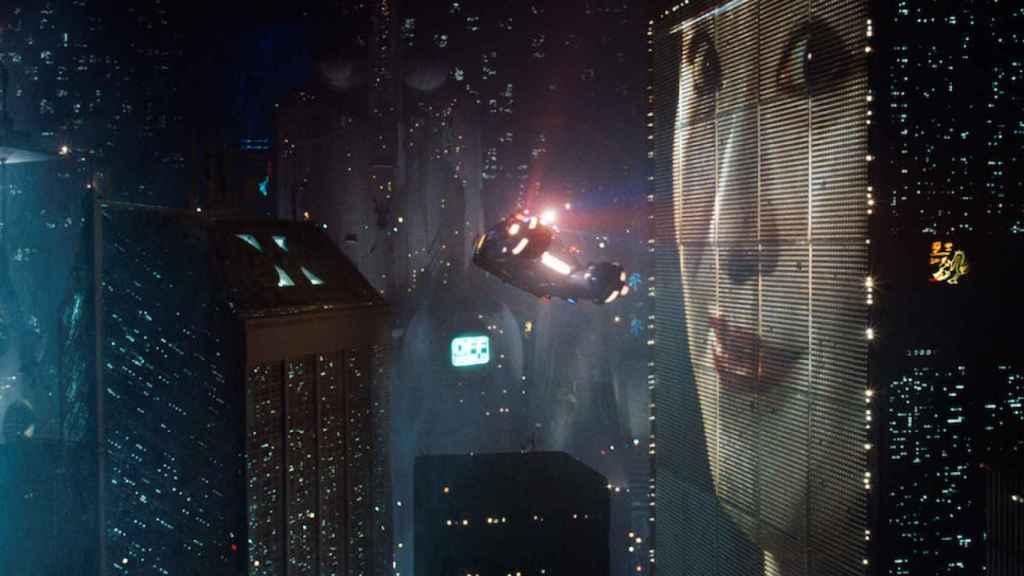Blade Runner ciudad