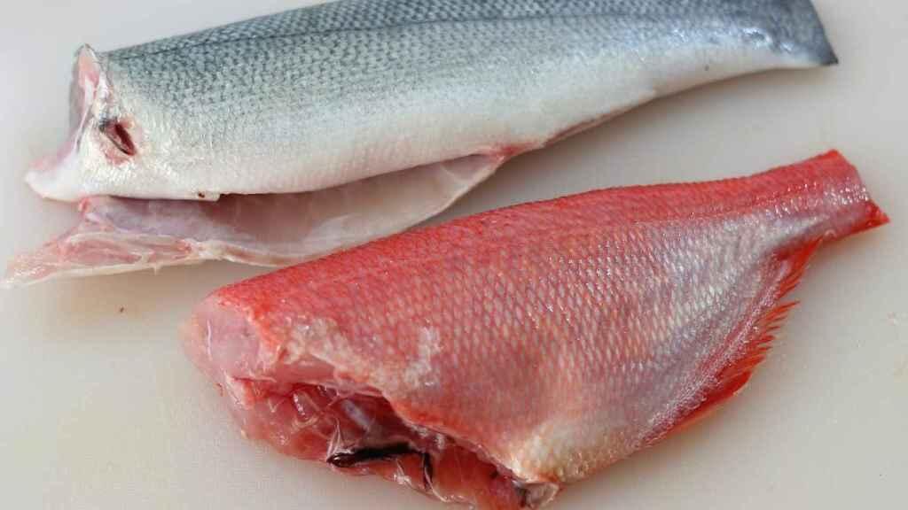 Filetear un pescado