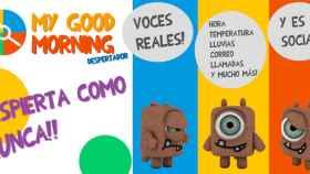 My Good Morning, el despertador que te informa con voz real