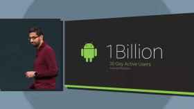 Android presume de números: 1000 millones de usuarios activos, y nuevos servicios