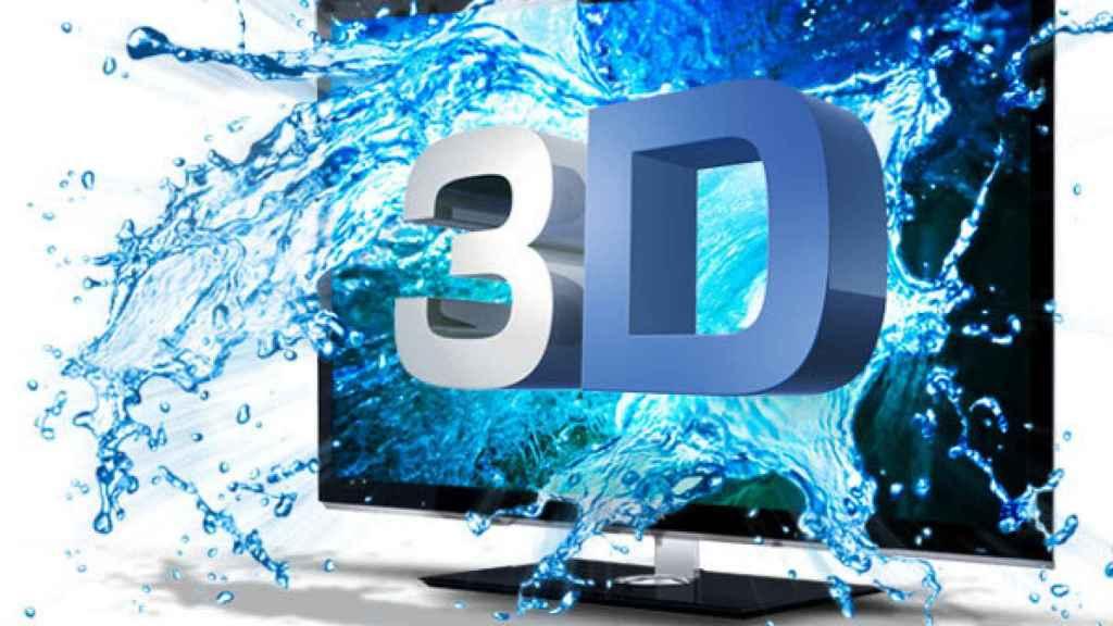 Hubo un tiempo en el que parecía que las 3D eran el futuro