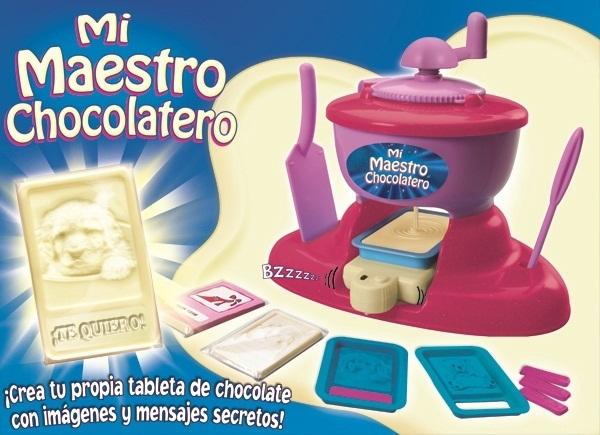 Fábrica de Chocolate de Bizak